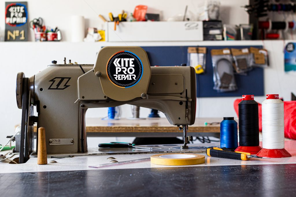 Taller de reparaciones de kitesurf - Kite Pro Repair